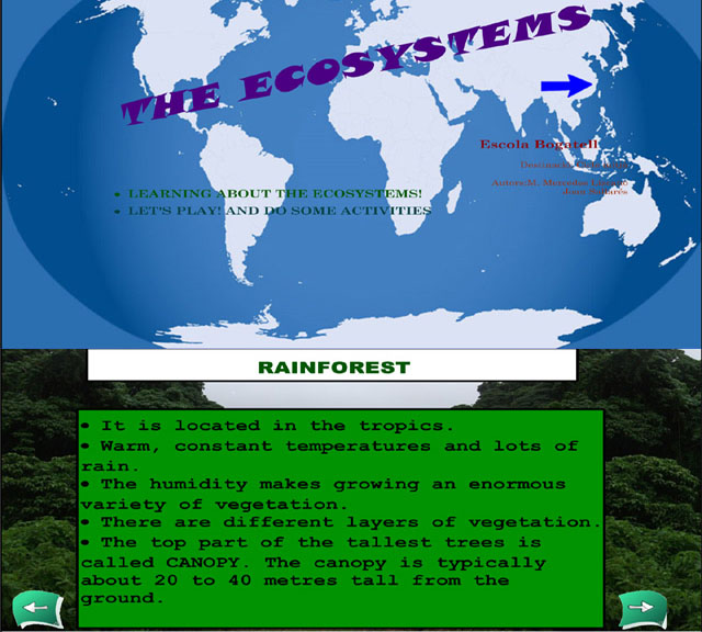 Ecosystems picture