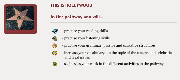 This is Hollywood - Objectives