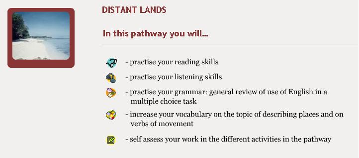 Distant Lands - Objectives