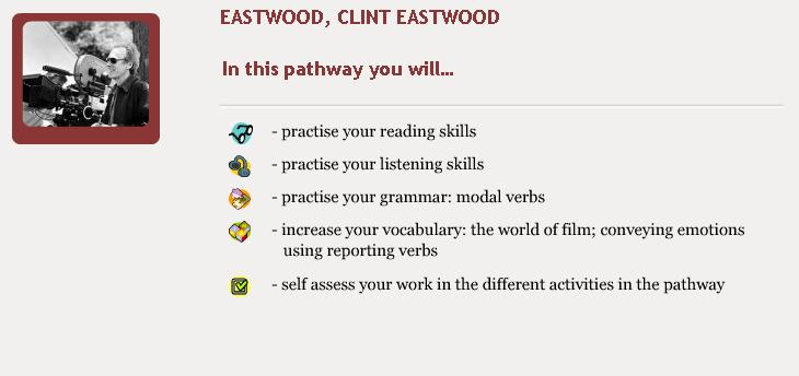 Clint Eastwood - Objectives